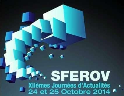 Programa del Congreso (Octubre) de la Sociedad Francesa de Oftalmología SFEROV