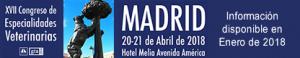 Congreso Especialidades Veterinarias-GTA @ Madrid
