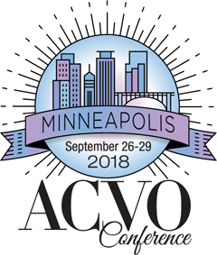 ACVO-Conference 2018 @ Minneapolis, USA