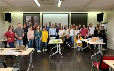 Seovet cierra en Madrid los cursos de iontoforesis y crosslinking