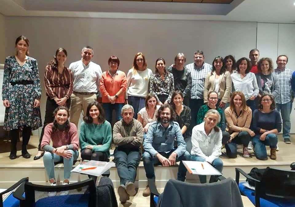 Seminario enfermedades hereditarias oculares, edición Bilbao